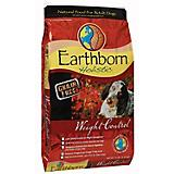 Earthborn Grain Free Weight Dry Dog Food