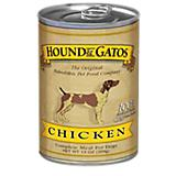 Hound and Gatos Chicken Can Dog Food 12pk