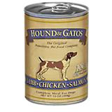 Hound and Gatos Lamb/Chicken/Salmon Can Dog Food