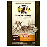 Nutro Natural Hairball Control Dry Cat Food