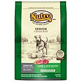 Nutro Senior Lamb and Rice Formula Dry Dog Food