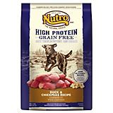 Nutro High Protein Grain Free Duck Dry Dog Food