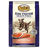 Nutro High Protein Grain Free Salmon Dry Dog Food