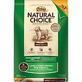 Nutro Natural Choice Limited Dry Dog Food
