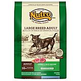 Nutro Large Breed Lamb and Rice Dry Dog Food