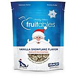 Fruitables Vanilla Snowflake Crunchy Dog Treats