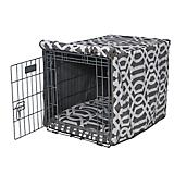 Bowsers Luxury Camelot Dog Crate Cover