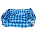 Iconic Pet Blue Standard Square Pet Bed