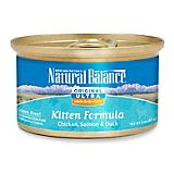 Natural Balance Whole Body Can Kitten Food