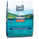 Natural Balance Whole Body Dry Puppy Food