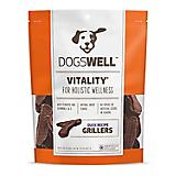 Dogswell Vitality Grillers Duck Tender Dog Treat