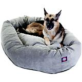 Majestic Pet Vintage Villa Bagel Pet Bed