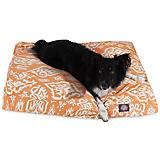 Majestic Outdoor Peach Raja Rectangle Pet Bed
