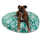 Majestic Pet Outdoor Jade Raja Round Pet Bed