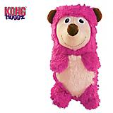 KONG Huggz Hedgehog Dog Toy