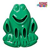 KONG Quest Critter Frog Dog Toy