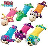 KONG Pillows Critter Dog Toy