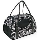 Gen7Pets Zebra Carry-Me Deluxe Pet Carrier