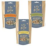 Life is Good Wheat-Free Dog Biscuits