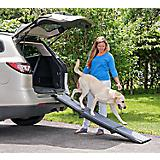 Pet Gear Carpeted Tri-Fold Pet Ramp