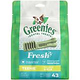 Greenies Freshmint Dog Dental Chew Teenie