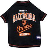 MLB Baltimore Orioles Dog Tee Shirt