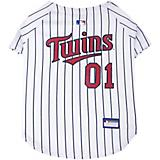 MLB Minnesota Twins Dog Jersey