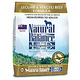 Natural Balance LID Wagyu Beef Dry Dog Food