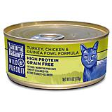 Natural Balance Wild Pursuit Turkey Can Cat Food