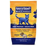 Natural Balance Wild Pursuit Chicken Cat Food