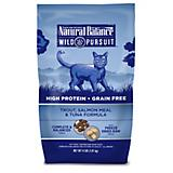 Natural Balance Wild Pursuit Trout Cat Food