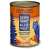 Natural Balance Wild Pursuit Chicken Can Dog Food
