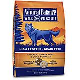 Natural Balance Wild Pursuit Chicken Dog Food