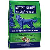 Natural Balance Wild Pursuit Lamb Dog Food