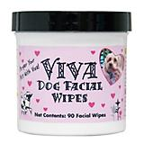 Viva La Spa Facial Dog Grooming Wipes