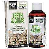 Homeopathic Cat Remedy for Teeth and Gums