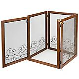 Nutty 4 Panels  Convertible Dog Gate