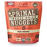 Primal Freeze Dried Pork Nugget Cat Food
