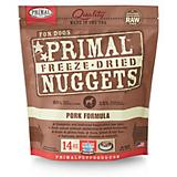 Primal Freeze Dried Pork Nugget Dog Food