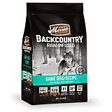 Merrick Backcountry Game Bird Dry Dog Food