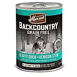 Merrick Backcountry Duck/Venison Stew Can Dog Food