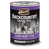 Merrick Backcountry Alpine Rabbit Can Dog Food