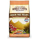 Whole Earth Farms Salmon Dry Dog Food