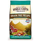 Whole Earth Farms Turkey/Duck Dry Dog Food
