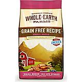 Whole Earth Farms Small Breed Dry Dog Food
