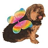 Rainbow Fairy Wings Dog Costume