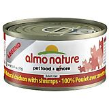 Almo Legend Chicken/Shrimp Can Cat Food 24 Pack
