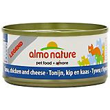 Almo Legend Chicken/Cheese Can Cat Food 24 Pack
