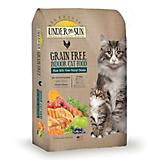 Under the Sun Grain Free Indoor Dry Cat Food