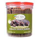 Triumph Grain Free Turkey Jerky Dog Treat
